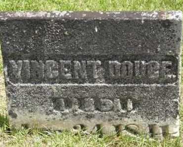 DOUCE, VINCENT - Marion County, Ohio | VINCENT DOUCE - Ohio Gravestone Photos