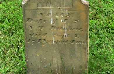 DUNBAR, J. - Marion County, Ohio | J. DUNBAR - Ohio Gravestone Photos