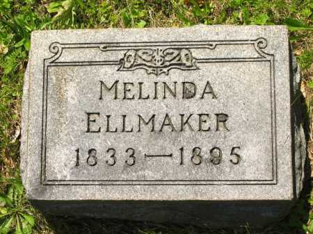 ELLMAKER, MELINDA - Marion County, Ohio   MELINDA ELLMAKER - Ohio Gravestone Photos