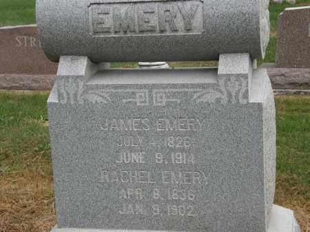 EMERY, JAMES - Marion County, Ohio | JAMES EMERY - Ohio Gravestone Photos