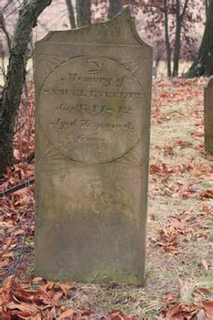 EVERETT, SAMUEL - Marion County, Ohio | SAMUEL EVERETT - Ohio Gravestone Photos