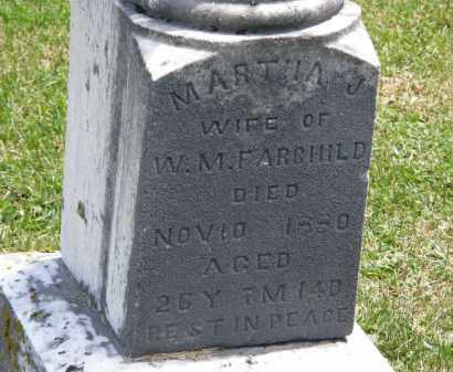 FAIRCHILD, W.M. - Marion County, Ohio | W.M. FAIRCHILD - Ohio Gravestone Photos