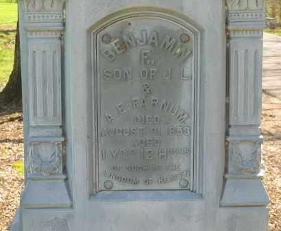 FARNUM, A.E. - Marion County, Ohio | A.E. FARNUM - Ohio Gravestone Photos