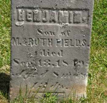 FIELDS, M. - Marion County, Ohio   M. FIELDS - Ohio Gravestone Photos