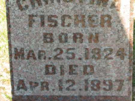 FISCHER, CAROLINA - Marion County, Ohio | CAROLINA FISCHER - Ohio Gravestone Photos