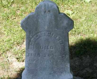 GIBSON, ROBERT - Marion County, Ohio | ROBERT GIBSON - Ohio Gravestone Photos