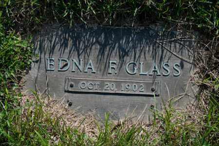 GLASS, EDNA - Marion County, Ohio | EDNA GLASS - Ohio Gravestone Photos