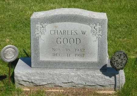 GOOD, CHARLES WILLIAM - Marion County, Ohio | CHARLES WILLIAM GOOD - Ohio Gravestone Photos