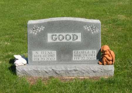 GOOD, GEORGE DIAL - Marion County, Ohio | GEORGE DIAL GOOD - Ohio Gravestone Photos
