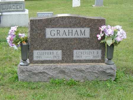 GRAHAM, CLIFFORD - Marion County, Ohio   CLIFFORD GRAHAM - Ohio Gravestone Photos