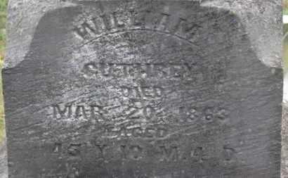 GUTHREY, WILLIAM - Marion County, Ohio | WILLIAM GUTHREY - Ohio Gravestone Photos