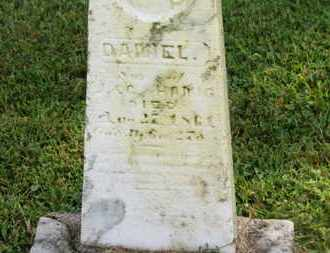 HANIG, C - Marion County, Ohio | C HANIG - Ohio Gravestone Photos