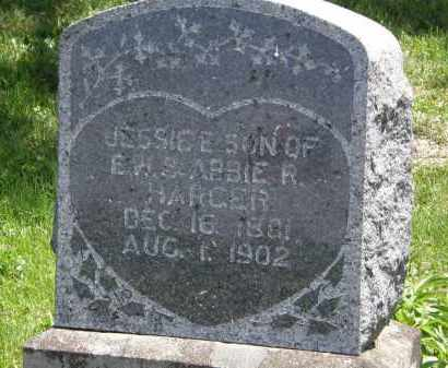 HARGER, ABBIE R. - Marion County, Ohio   ABBIE R. HARGER - Ohio Gravestone Photos
