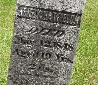 HATFIELD, HENRY - Marion County, Ohio   HENRY HATFIELD - Ohio Gravestone Photos