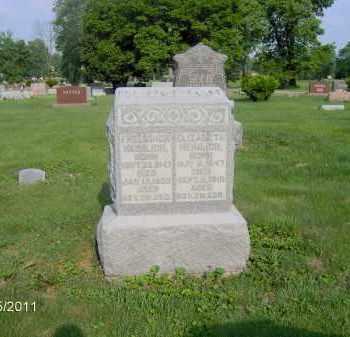 HEIMLICH, ELIZABETH - Marion County, Ohio | ELIZABETH HEIMLICH - Ohio Gravestone Photos
