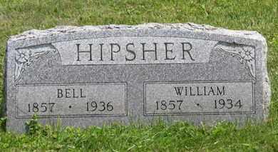 HIPSHER, BELL - Marion County, Ohio | BELL HIPSHER - Ohio Gravestone Photos