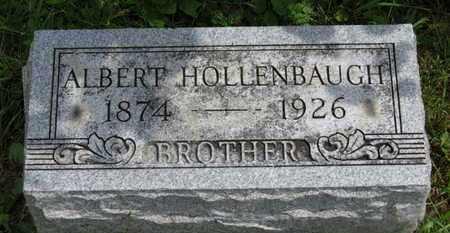 HOLLENBAUGH, ALBERT - Marion County, Ohio | ALBERT HOLLENBAUGH - Ohio Gravestone Photos