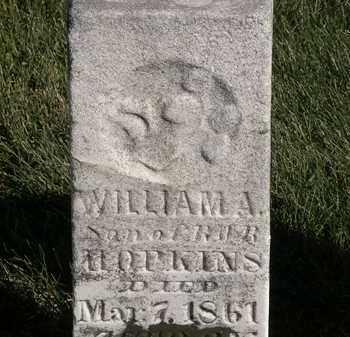 HOPKINS, WILLIAM A. - Marion County, Ohio | WILLIAM A. HOPKINS - Ohio Gravestone Photos