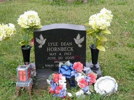 HORNBECK, LYLE - Marion County, Ohio | LYLE HORNBECK - Ohio Gravestone Photos