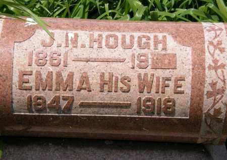 HOUGH, J.N. - Marion County, Ohio | J.N. HOUGH - Ohio Gravestone Photos