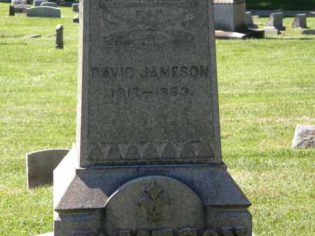 JAMESON, DAVID - Marion County, Ohio   DAVID JAMESON - Ohio Gravestone Photos