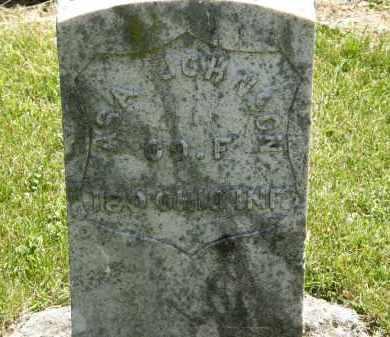 JOHNSON, ASA - Marion County, Ohio | ASA JOHNSON - Ohio Gravestone Photos