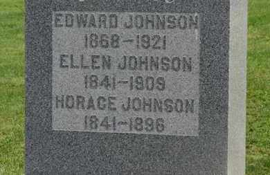 JOHNSON, ELLEN - Marion County, Ohio | ELLEN JOHNSON - Ohio Gravestone Photos