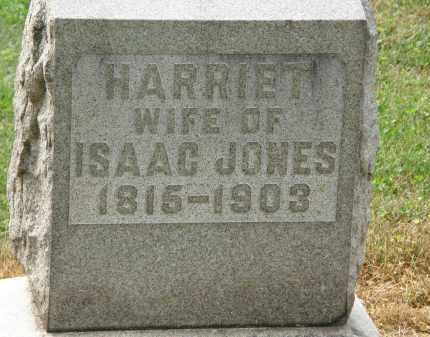 JONES, ISSAC - Marion County, Ohio | ISSAC JONES - Ohio Gravestone Photos