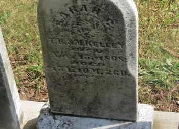 KELLEY, T.R. - Marion County, Ohio | T.R. KELLEY - Ohio Gravestone Photos