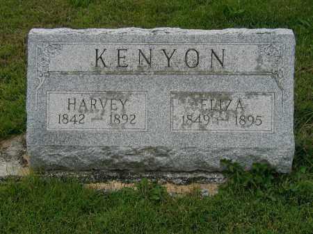 KENYON, ELIZA - Marion County, Ohio | ELIZA KENYON - Ohio Gravestone Photos