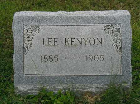 KENYON, LEE - Marion County, Ohio | LEE KENYON - Ohio Gravestone Photos