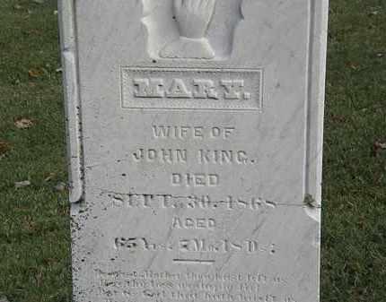KING, JOHN - Marion County, Ohio | JOHN KING - Ohio Gravestone Photos