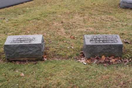 STEINFELD LANDON, MARIA - Marion County, Ohio | MARIA STEINFELD LANDON - Ohio Gravestone Photos