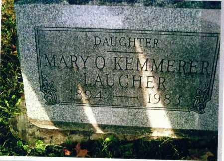 KEMMERER LAUCHER, MARY - Marion County, Ohio | MARY KEMMERER LAUCHER - Ohio Gravestone Photos