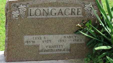 LONGACRE, CHARLES - Marion County, Ohio | CHARLES LONGACRE - Ohio Gravestone Photos