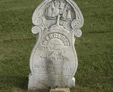 LUDWIG, MARGARET - Marion County, Ohio | MARGARET LUDWIG - Ohio Gravestone Photos