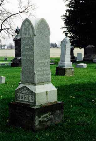 MAHER, MICHAEL - Marion County, Ohio | MICHAEL MAHER - Ohio Gravestone Photos
