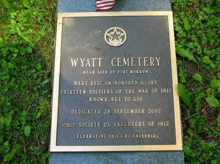 MARKER, MEMORIAL - Marion County, Ohio   MEMORIAL MARKER - Ohio Gravestone Photos
