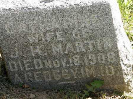MARTIN, CATHARINE - Marion County, Ohio   CATHARINE MARTIN - Ohio Gravestone Photos