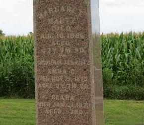 MAUTZ, EMMA - Marion County, Ohio | EMMA MAUTZ - Ohio Gravestone Photos