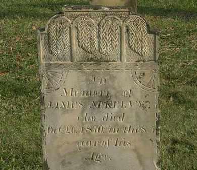 MCKELVY, JAMES - Marion County, Ohio | JAMES MCKELVY - Ohio Gravestone Photos
