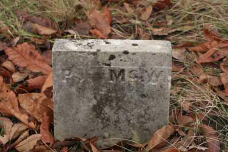 MCW, P - Marion County, Ohio | P MCW - Ohio Gravestone Photos