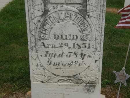 MCWILLIAMS, SAMUEL - Marion County, Ohio | SAMUEL MCWILLIAMS - Ohio Gravestone Photos