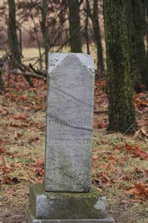 MEWHORTER, CHILDREN - Marion County, Ohio | CHILDREN MEWHORTER - Ohio Gravestone Photos