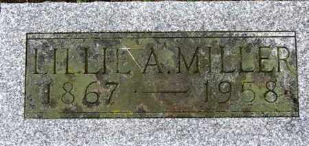 MILLER, LILLIE A. - Marion County, Ohio | LILLIE A. MILLER - Ohio Gravestone Photos