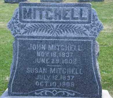 MITCHELL, SUSAN - Marion County, Ohio   SUSAN MITCHELL - Ohio Gravestone Photos