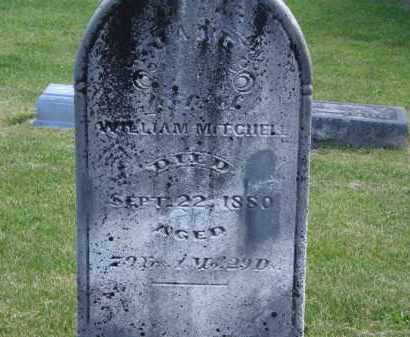 MITCHELL, WILLIAM - Marion County, Ohio | WILLIAM MITCHELL - Ohio Gravestone Photos