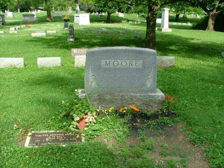 MOORE, FAMILY MONUMENT - Marion County, Ohio | FAMILY MONUMENT MOORE - Ohio Gravestone Photos