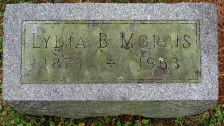 MORIS, LYDIA B. - Marion County, Ohio | LYDIA B. MORIS - Ohio Gravestone Photos