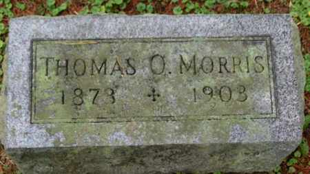 MORRIS, THOMAS O. - Marion County, Ohio | THOMAS O. MORRIS - Ohio Gravestone Photos